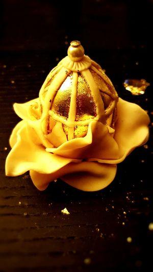 Easter Eggs Inprocess Goldenleaf Handmade Art Unique Design Dizualis GiedreLeitone