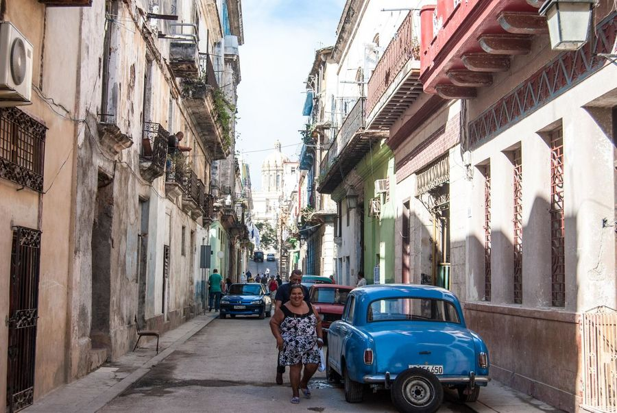 Old Havana Blue Car Havana Havana Cuba Street Photography Streets Of Havana Vintage Car Cuba Woman Cuban Lady Cuban People Travel Destinations Havanna, Cuba Streetphotography Neighborhood Map