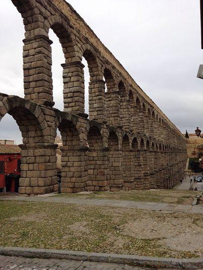 Segovia,spain Architecture Built Structure History Travel Destinations Tourism SPAIN
