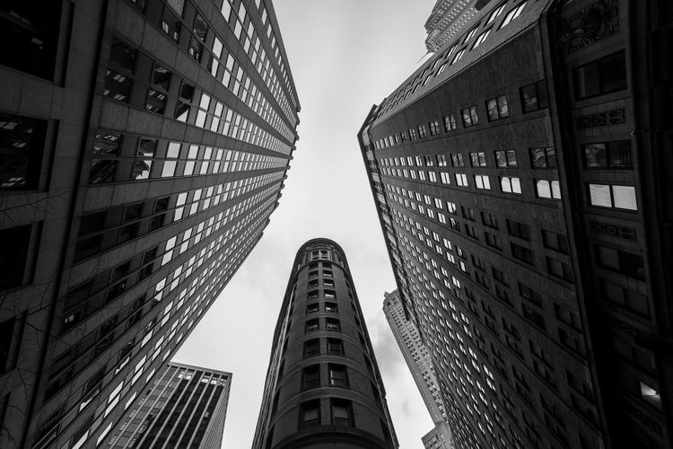 Architecture Building Exterior Built Structure City Corporate Business Day Low Angle View Modern No People Outdoors Sky Skyscraper Tall Tower