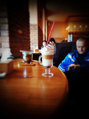 Drinking Glass Ukraine 💙💛 Latte