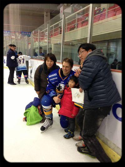 Icehockey Ice Hockey hero!