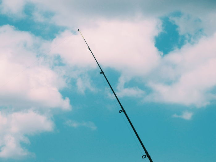 10 Bird Sky Cloud - Sky Fishing Rod Fishing Fishing Hook Fisherman Fishing Equipment Catch Of Fish Fishing Industry