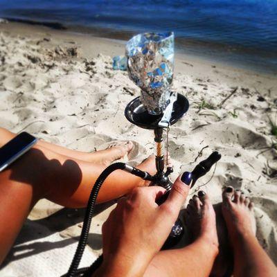 Отличный выходной понедельник....вот такой должен быть понедельник ))))) пляж кальян днепр понедльник выходной отдых позитив вода загараем музыка релакс ноги киев красота