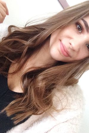 EyeEmpics Young Women Long Hair French Girl Picoftheday Snapchat Holiday