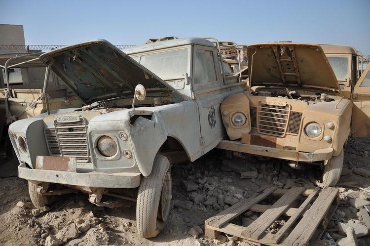 Cars Junk Junkyard Land Vehicles Old Old Ruin Oldcars Rusty