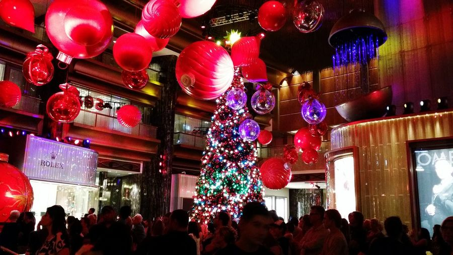 EyeEm Melbourne Melbourne Melbourne Rocks Photography Christmas Tree Crown Casino