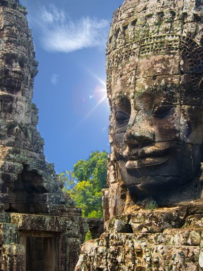 The Bayon, Siem Riep, Cambodia Angkor Wat, Temples, Kmer Culture The Bayon Cambodia Tour Cambodia Culture Been There.