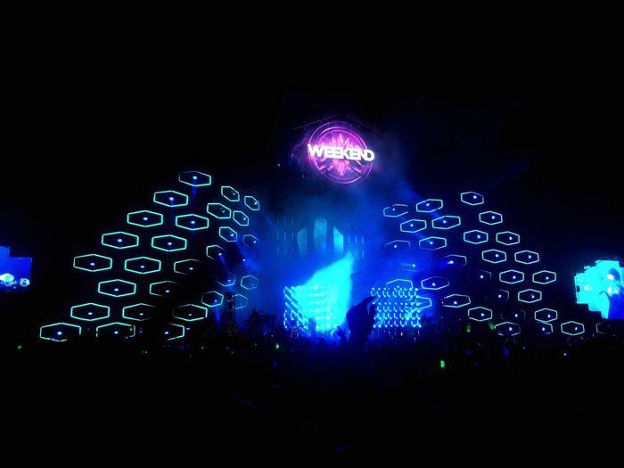Weekend Wknd Weekend Festival