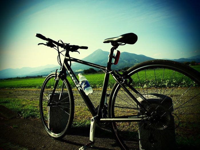 Lakeinawashiro Mt.Bandai Bicycle Trek