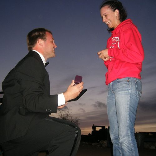 Proposing to my