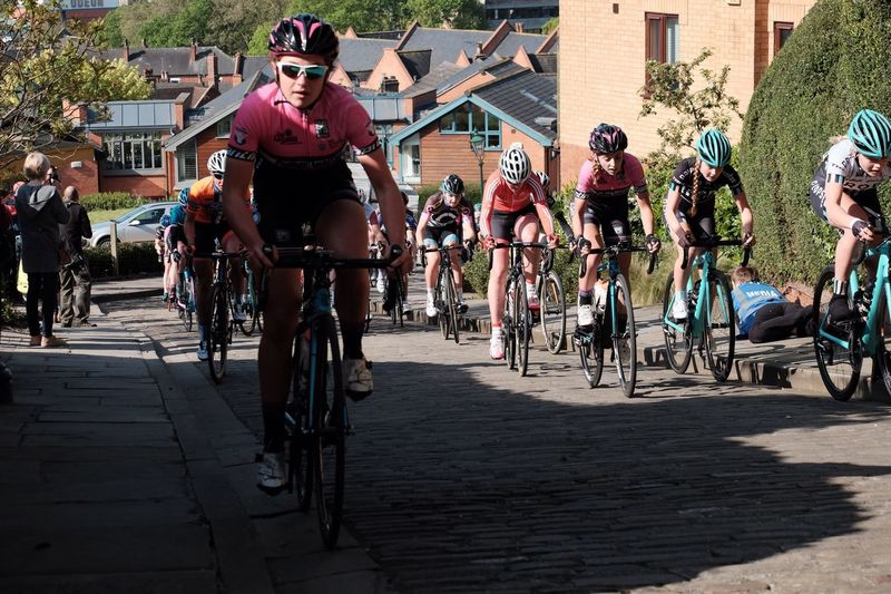 Lincoln Grand Prix 2016 Women's Cycling first lap Taking Photos Cycling Race Hanging Out Enjoying Life