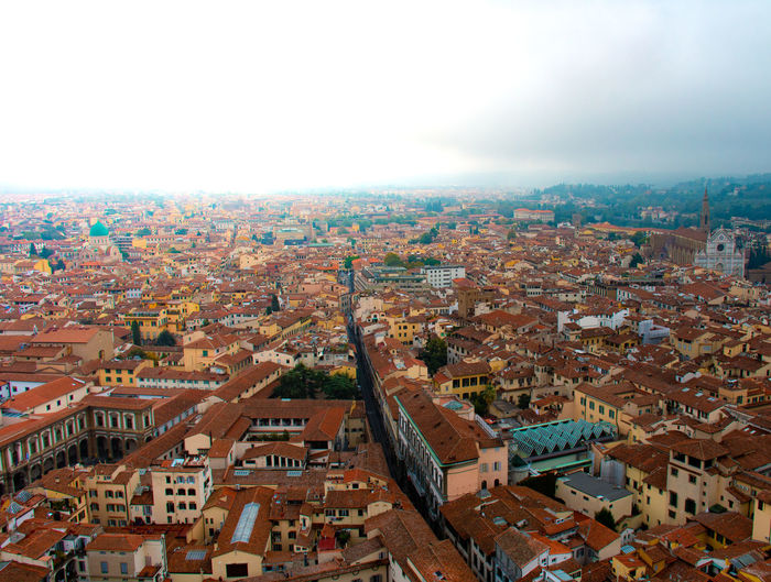 Brunelleschi's dome view Building Exterior Architecture City Built Structure Cityscape Building Sky High Angle View Crowded Residential District Aerial View Crowd Roof Nature Travel Destinations City Life Day Town House Outdoors TOWNSCAPE Skyscraper Florence Florence Italy Florence, Italy