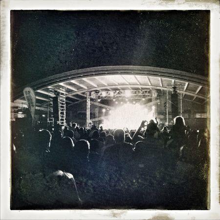 Concert Blackandwhite Eye4photography  Hipstamatic