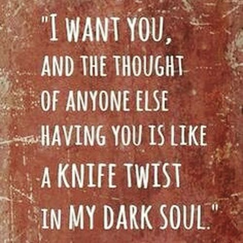 I Want You Love♡ For Ever Soul Dark