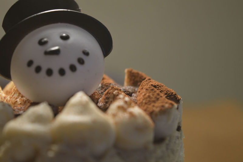 Brown Cake Cakes Close-up Cocoa Coffee Dessert Desserts Food Food And Drink Gold Holiday Indulgence Preperation Props Ready-to-eat Selective Focus Smile Snowman Sugar Sweet Sweet Food Table Tiramisu Xmas