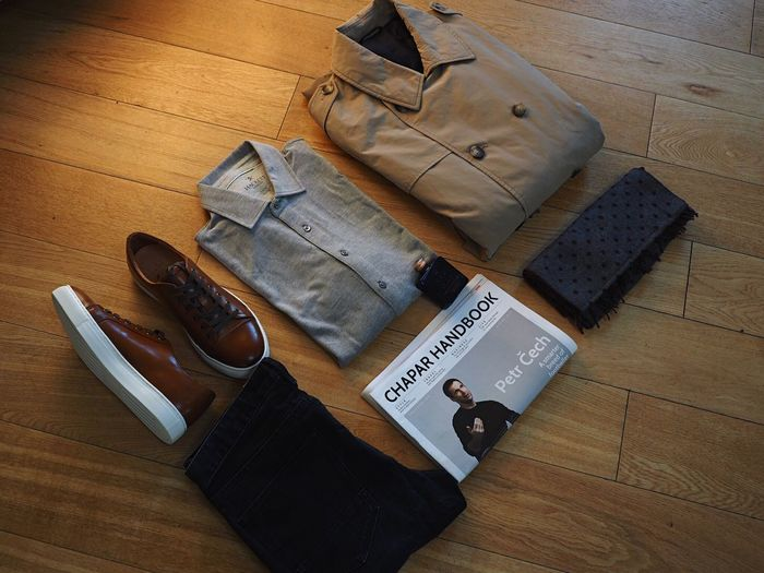 A little flat lay work done for my friends at www.dapperchapper.com featuring the chapar deliver service Photography Photooftheday Fashion Flatlay Mensfashion