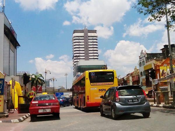 Car Taxi City City Bus Citylife Day