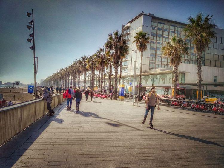 Barcelona Mobilephotography Mobilephoto Colors SPAIN Mobileart España🇪🇸