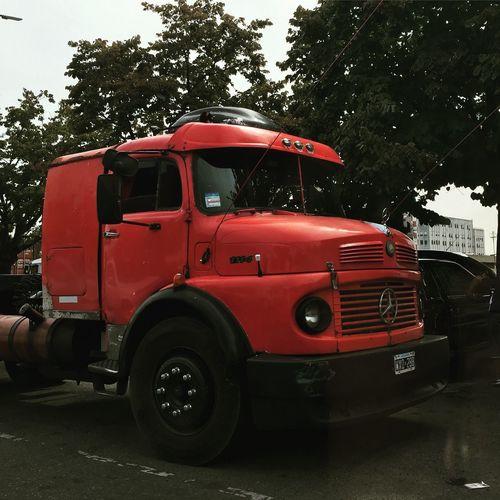 Love trucks II