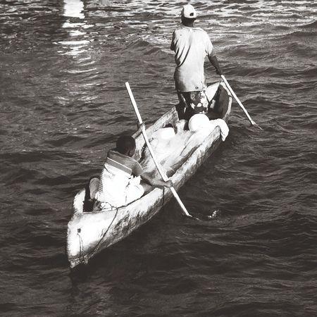 Sailing Taking Photos Black & White Capa Filter