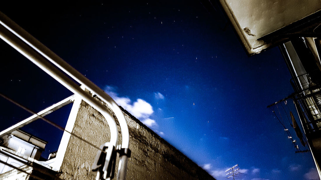 Night Stars Night Sky City City Life Light Pollution Lightpollution Space Sky Skies Skyporn