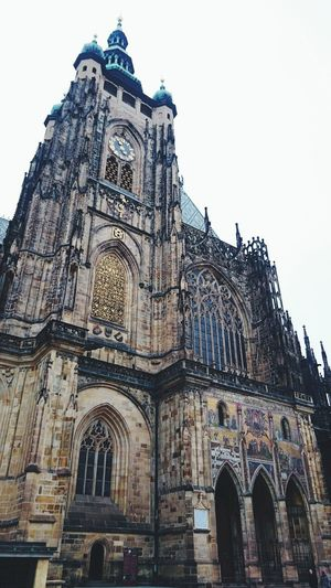 St. Vitus Cathedral Prague Traveling Travel Photography