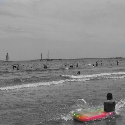 Mar para @lumix_fotografia @atfunk Masclaroelagua Lumixft5