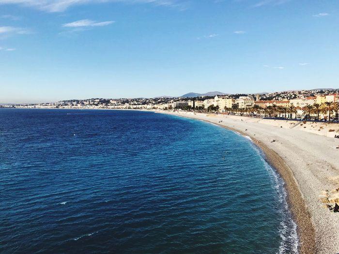 Nizza is so beautiful!