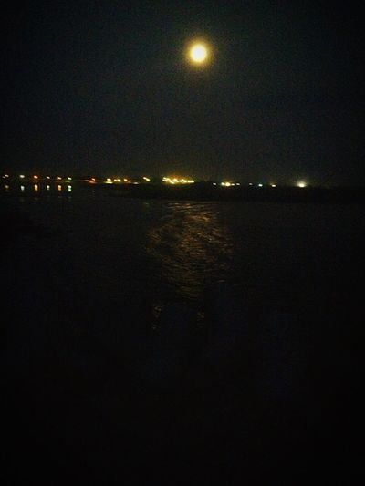 Night at Beach