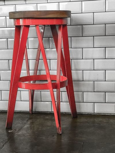 Red Stool Red