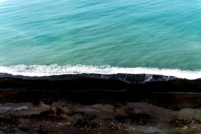 Mavic Pro EyeEm Best Shots Lifestyles Newzealand Landscape The Great Outdoors - 2018 EyeEm Awards Water Wave Sea Beach Motion Coast Shore Tide Ocean Sandy Beach