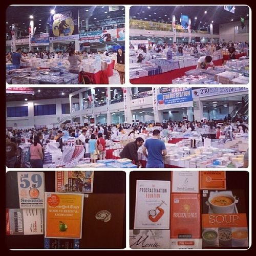 Preview for tomorrow Big Bad Wolf Books Fair! Come if you want to get great books with cheap price! 6-15Dec, Serdang MIECC! Bigbadwolfbooks 2013