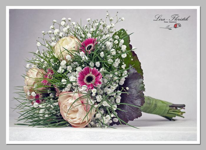 Brautstrauss Flower Wedding Bouquet