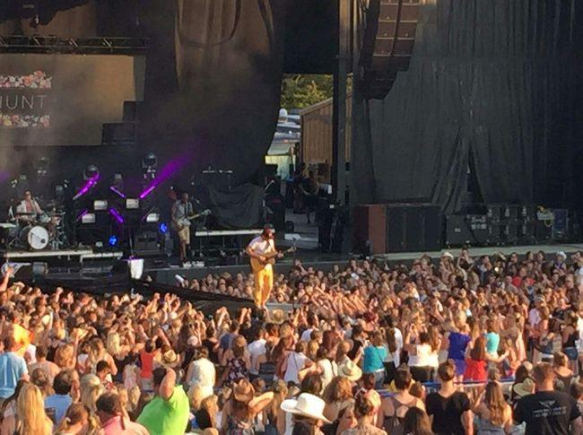 Sam hunt 💕😘😚 Summer2015 Concert Season Wheelsup Tour Lady Antebellum Sam Hunt