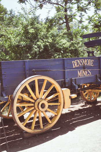 Carriage No People Old-fashioned Outdoors Transportation Wagon  Wagon Wheel Wood - Material
