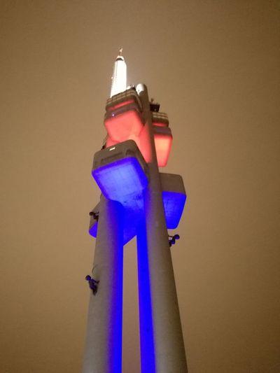 TV tower Praque