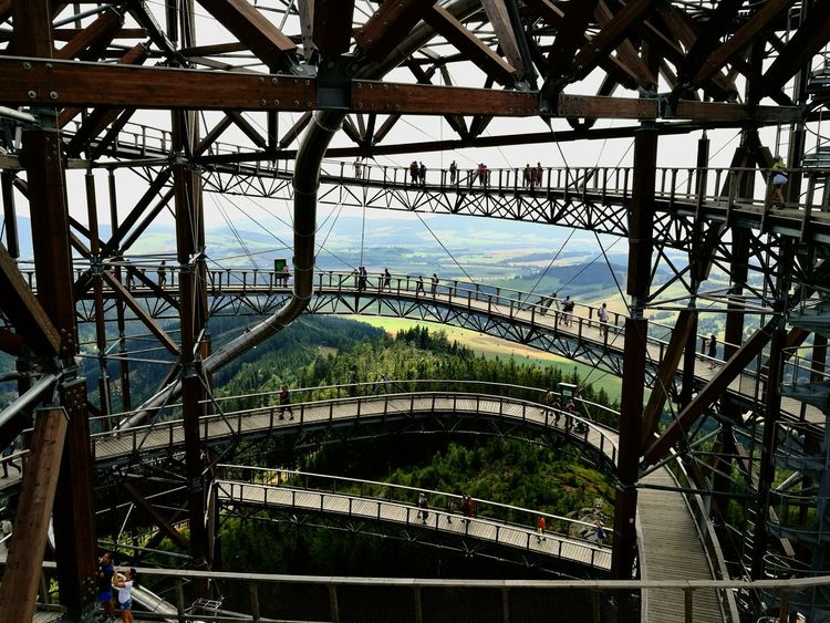 Dolni Morava, Czech Republic,Landspace,Moutainview, SkyWalk Enjoying Life Relaxing Hello World Check This Out