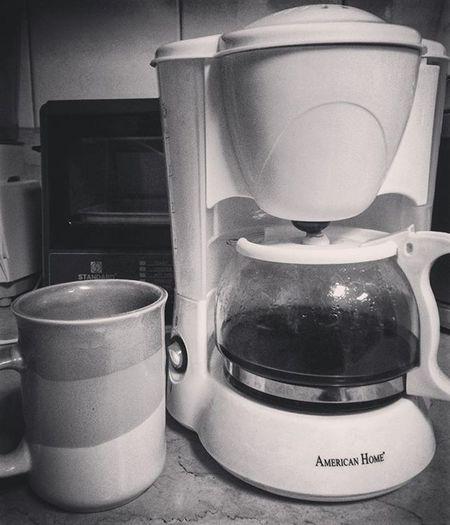 01/24/2016 BrewedCoffee Coffee while watching 必娶女人