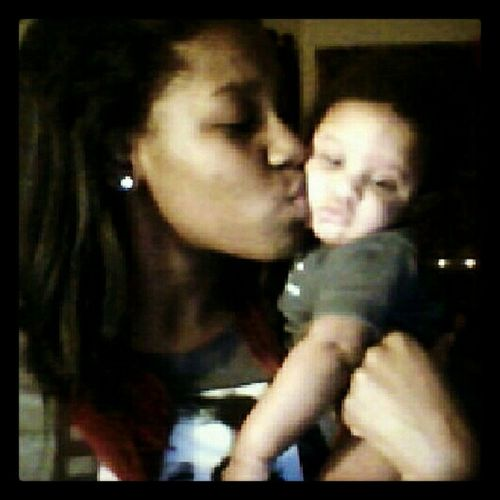 Not on here much, buuut.. Me &My Baby Love ! <3
