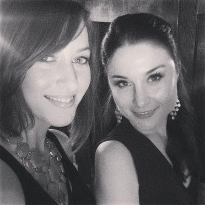 Me and this girl. Bathroomselfie Moredrinksplease Jobs Celebrate