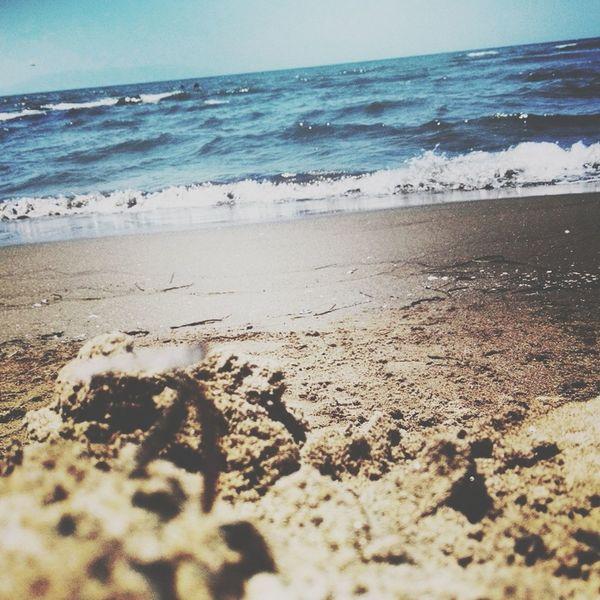 Sea , Sand