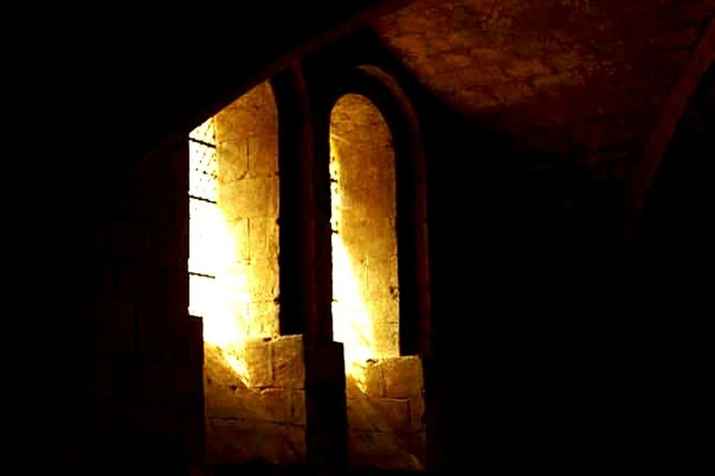 Narbonne Historical Building Historical Place Historic Site Historic Building Fontfoide Abbey Ancient Abbey Ancient Architecture Ancient Monastery Cloisters  Medieval France Medieval Architecture Medieval Church Fontfoide Abbey
