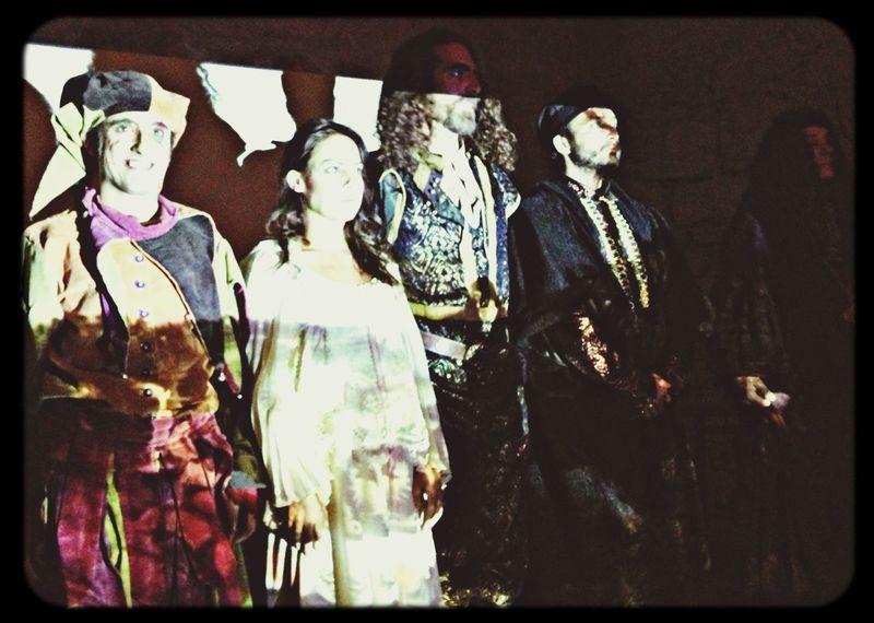 Ay Juana Drama Vamos Al Teatro Medieval
