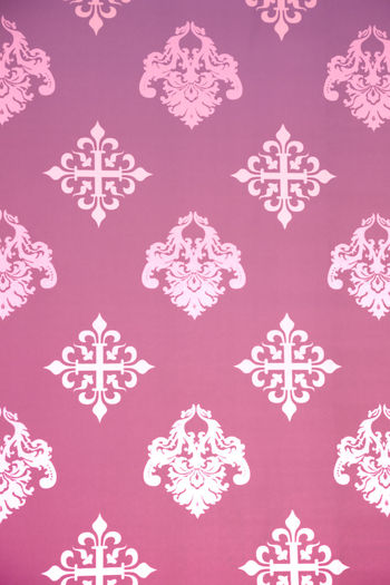 Vintage Wallpaper - Historic Pattern from 18th century Antique Background Backgrounds Christmas Christmas Decoration Close-up Decoration Design Fleur De Lys Floral Pattern Full Frame Illustration No People Nostalgia Old Ornament Pattern Pink Repetition Retro Seamless Pattern Tapestry Textured  Vintage Wallpaper