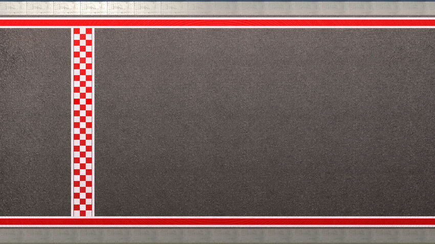 Architecture Black Background Blank Close-up Copy Space Directly Above Dividing Line Event Gray High Angle View Indoors  Industry No People Pattern Red Security Shape Simplicity Single Object Sport Striped Studio Shot