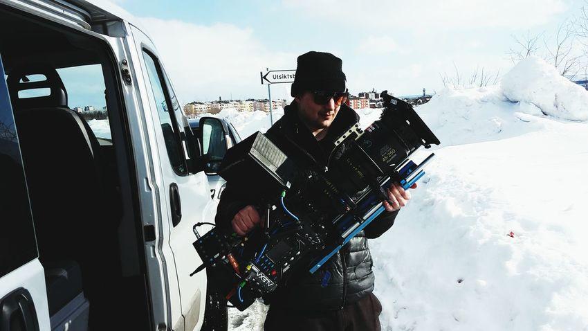 Today at work. Love It Snow Mountain Tv Series Setlife ARRI Film Location Arri Alura 45-250 Arri Alexa Plus Focus Puller 1-AC Life On Set I Love My Job! Filmset Love ARRI