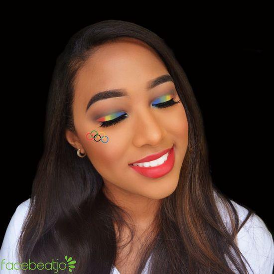 Mua Makeuptransformation Makeup Makeupartist Olympics Rio