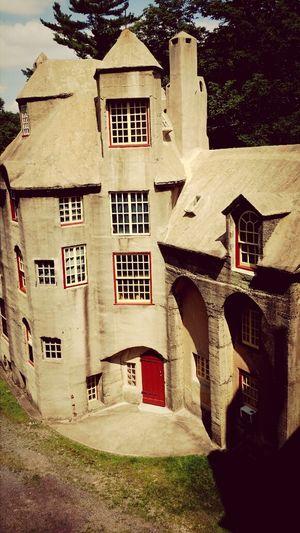 Mercer Castle Doylestown Architecture Museum