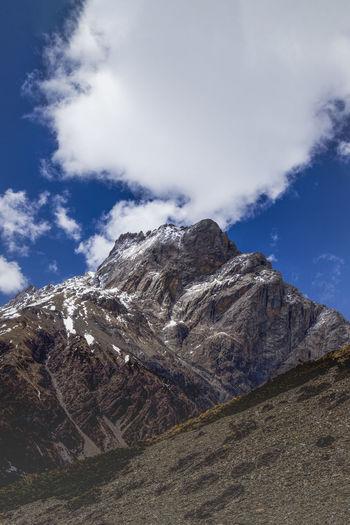 Photo taken in Manang, Nepal